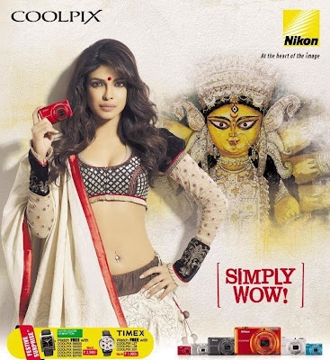 Priyanka Chopra's latest ad for Nikon Coolpix