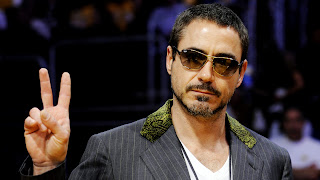 Robert Downey in Sunglasses Iron Man Sherlock Holmes HD Wallpaper