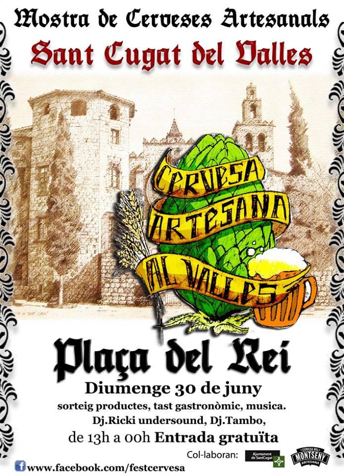 Cerveza artesanal en catalunya junio 2013 - Placa barcelona sant cugat ...