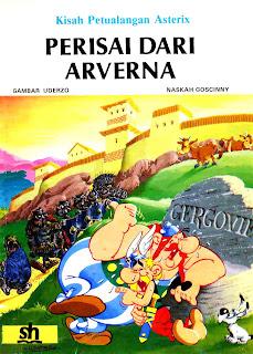 eBook Komik Asterix - Perisai Dari Arvena