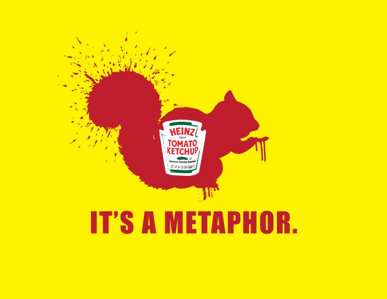 Natalie Glasgow Blog: Meaningless Metaphor