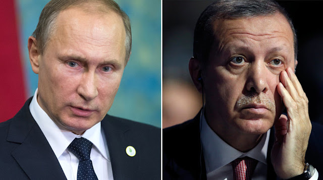 Russia Has 'More Proof' on ISIS Oil being routed Through Turkey, Erdogan says he'll resign if it's true!!!
