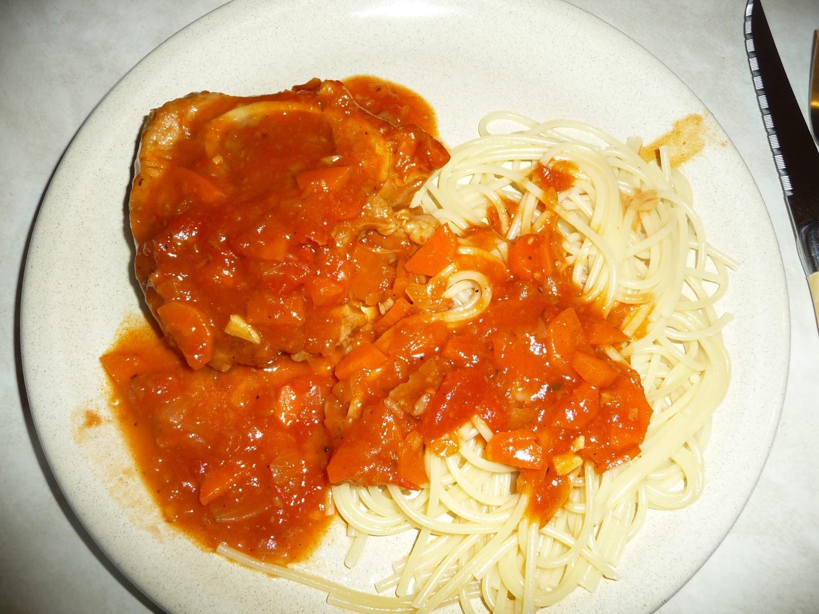 La cuisine de chris osso bucco l 39 italienne - Cuisine italienne osso bucco ...