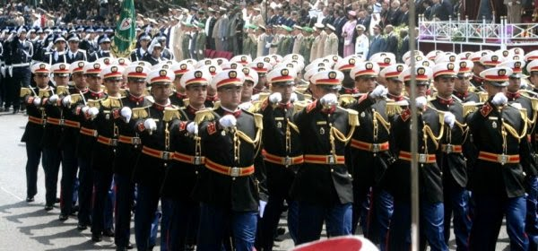 القوات المسلحة الملكية مباراة ولوج الثانوية التأهيلية بالأكاديمية الملكية العسكرية بمكناس