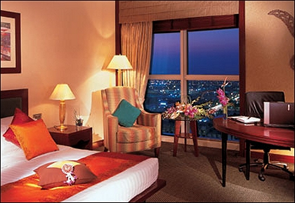 Dusit dubai hotels in dubai top hotels in dubai best for Best hotel rooms in dubai