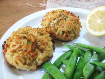 Crab Cakes Bake Or Broil