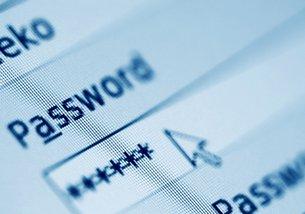 Password yang mudah di retas