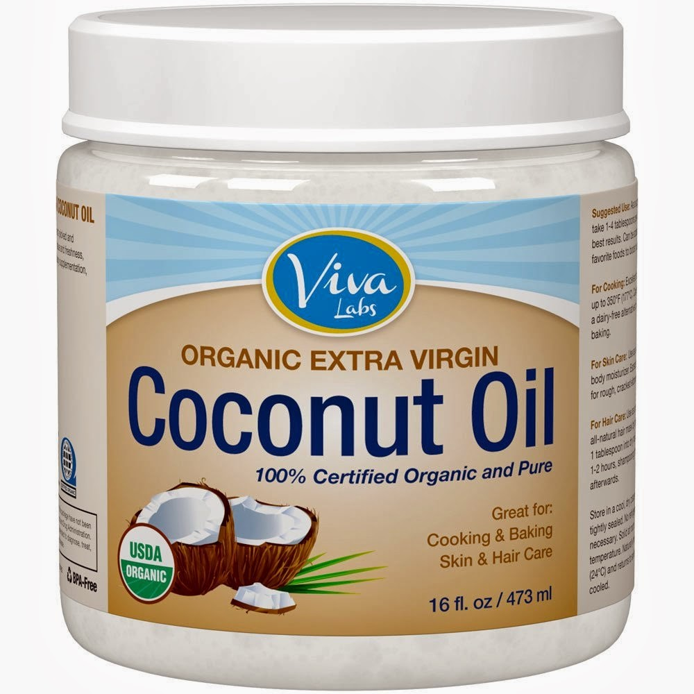 Viva  Organic Coconut Oil