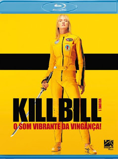 Filme Poster Kill Bill - Volume 1 & 2 BRRip RMVB Dublado