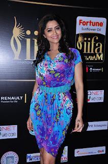 Mamata mohandas at International Indian film academy awards 2016