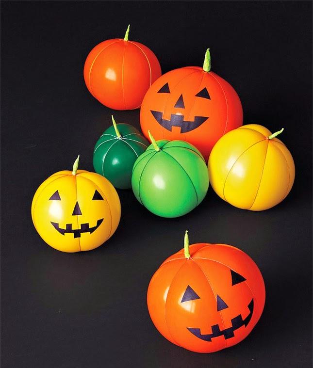 Las 10 Mejores Ideas con Globos para Halloween