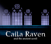 Caila Raven and the Ancient Scroll Solucion