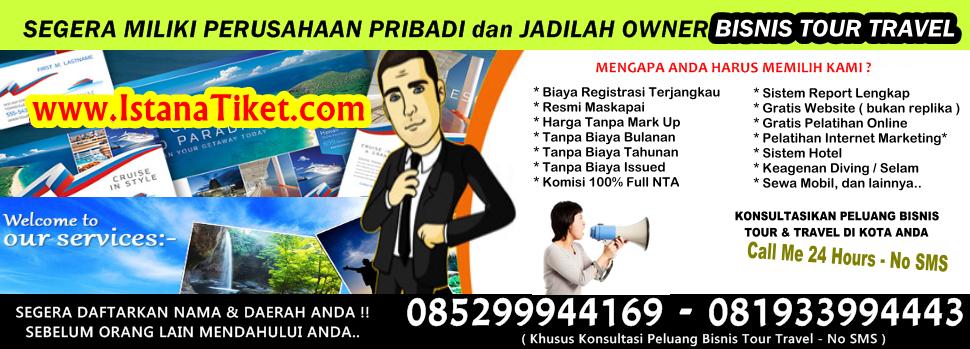 Bisnis Tiket Pesawat | Peluang Bisnis | Bisnis Tour & Travel | Peluang Wirausaha |