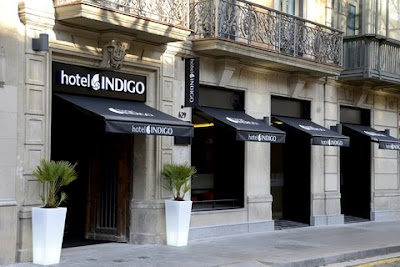 hotel Indigo de Barcelona