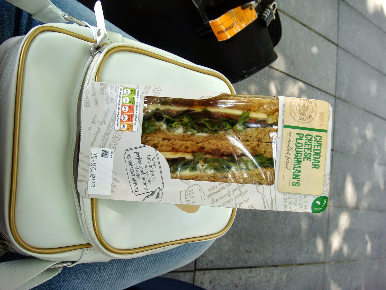 Ode al sandwich britannico