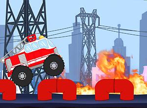 Fireman Kids City