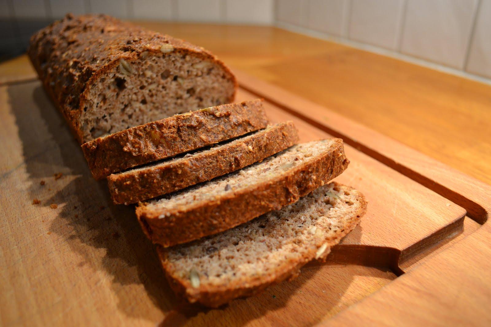 bästa lchf brödet