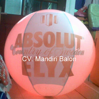 BALON LIGHTED