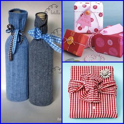 Originales envoltorios para los regalos de reyes qu acierto - Envoltorios regalos originales ...