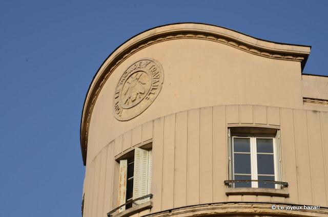 Reims - architecture