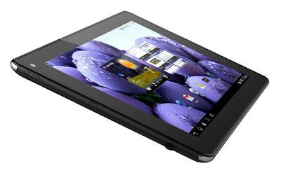 lg lte tablet