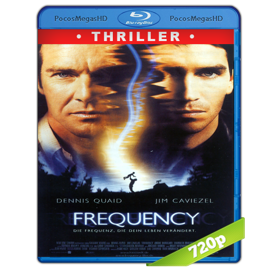 Frequency(2000)BrRip 720p Castellano/inglés AC3+subs