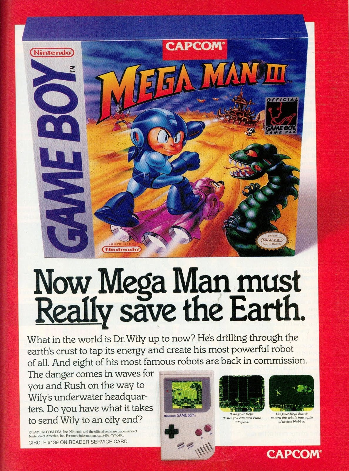 Gameboy color ad - Mega Man 3 Ad For Gameboy Megaman Ads Pinterest Mega Man And Chang E 3