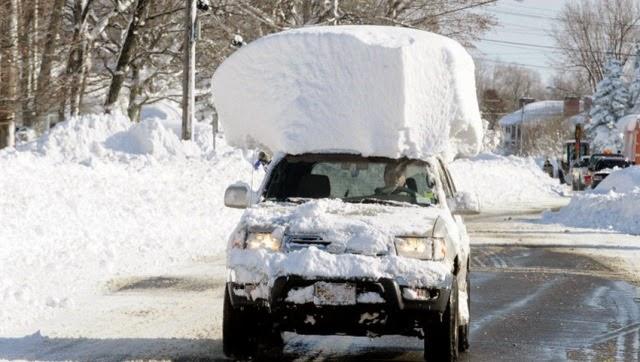 las nevadas más grandes de la historia