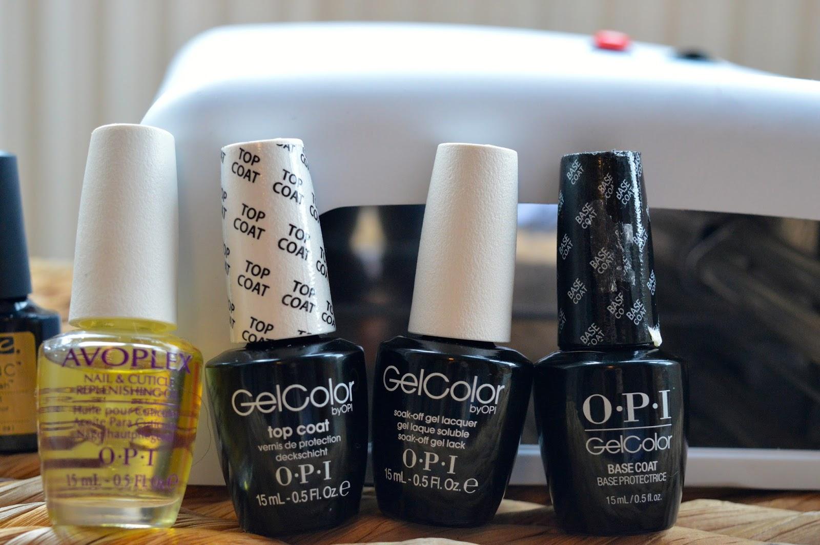 Home Gel Nails   ChloeHarriets