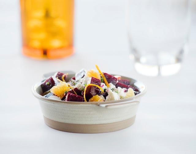 Beet Salad from Taverna