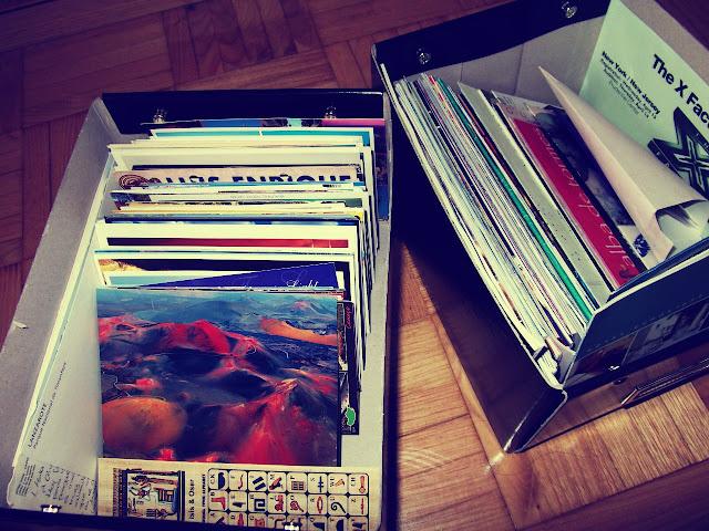 cajas souvenirs viajes postales