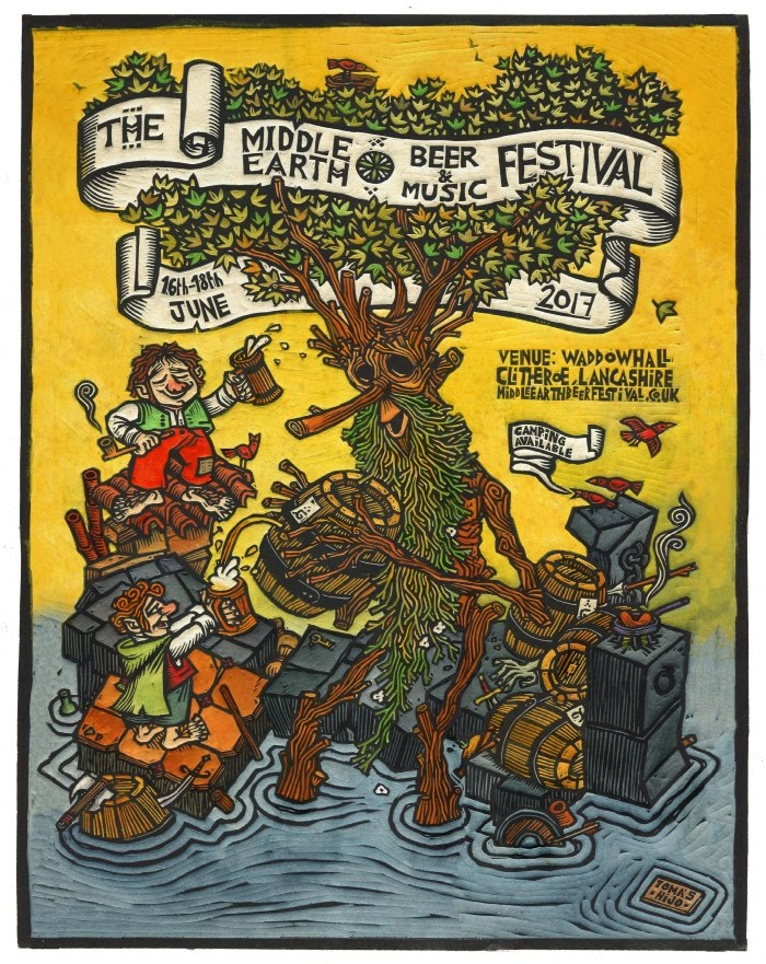 The Middle Earth Beer & Music Festival 2017