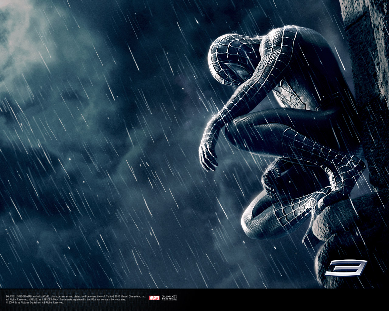 gobetan menyok: spiderman movie wallpapers free