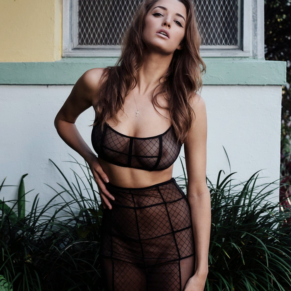 Regret, that alyssa arce see through sorry, that