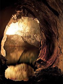 caveroom04 Hotel yang Terletak 155 meter di bawah Permukaan Bumi