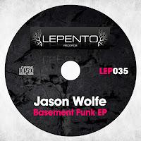 Jason Wolfe Basement Funk EP