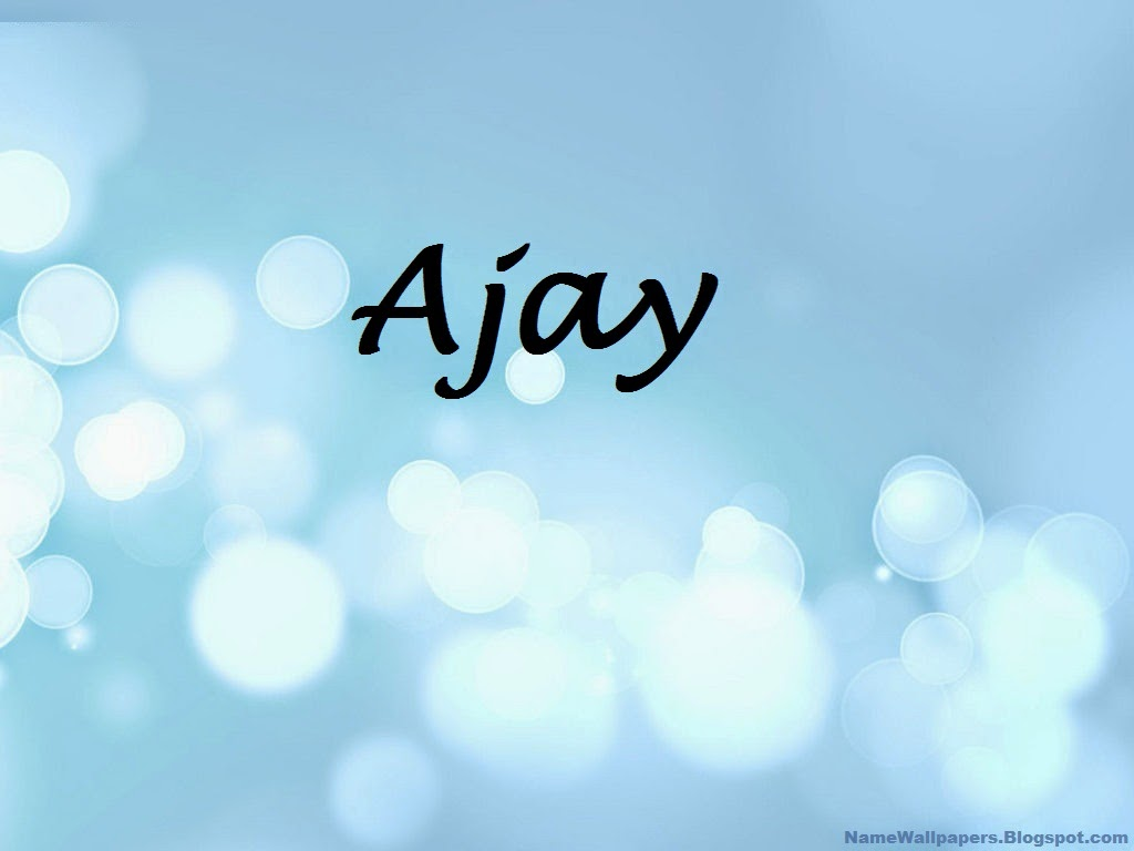 ajay name wallpapers ajay name wallpaper urdu name