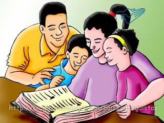 Reflexão para os pais de hoje