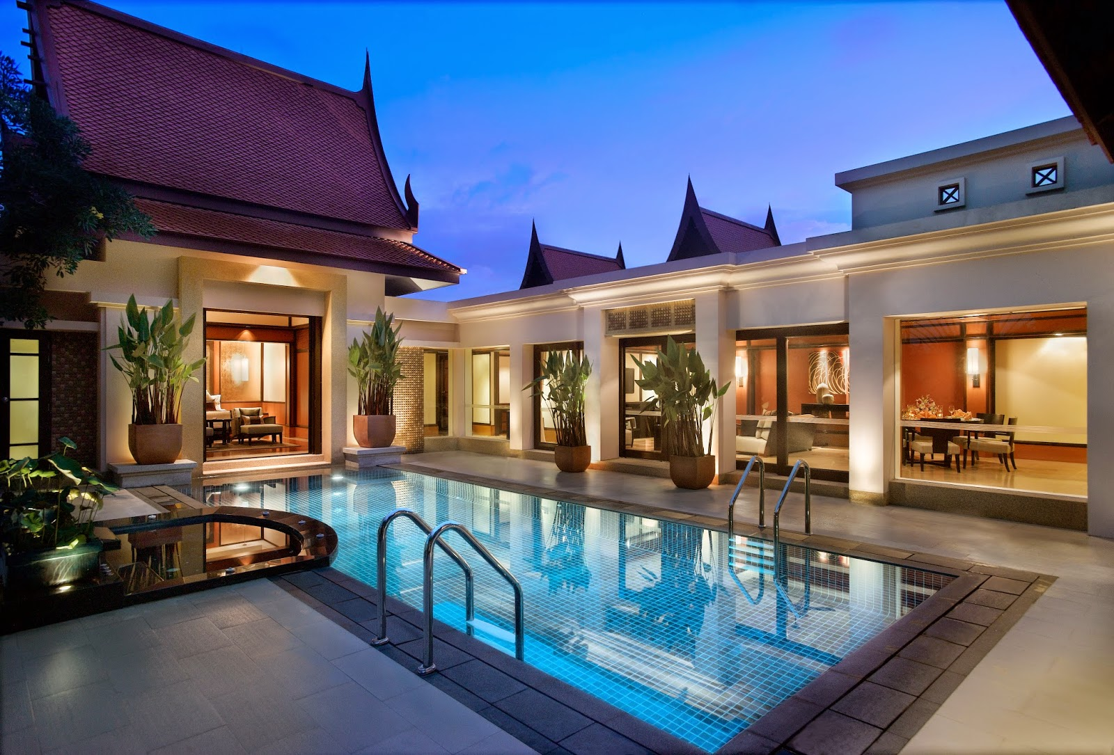 Investir phuket for Villas wallpaper