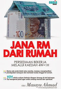 Jana RM Dari Rumah