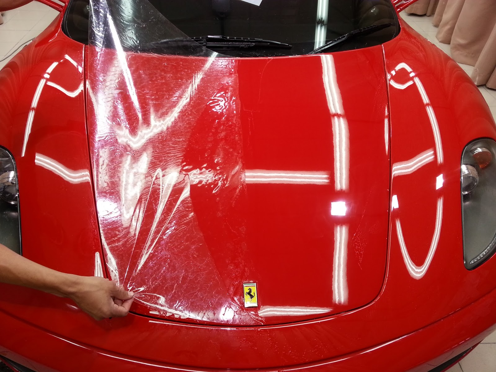 Auto Clear Bra Paint Protection Film