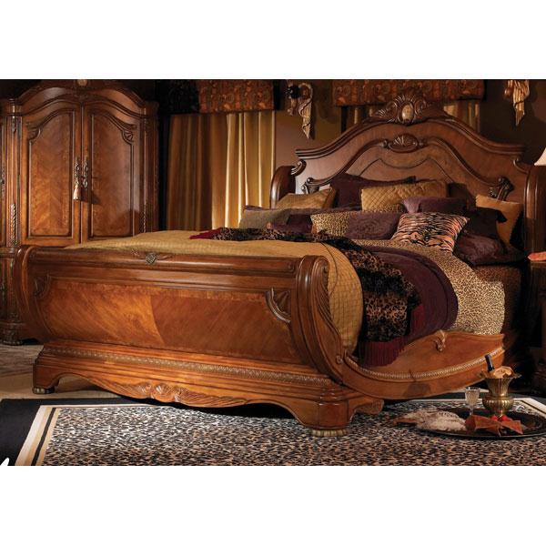 Desain kamar yang elegan dan mewah