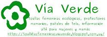 Toallitas femeninas ecológicas