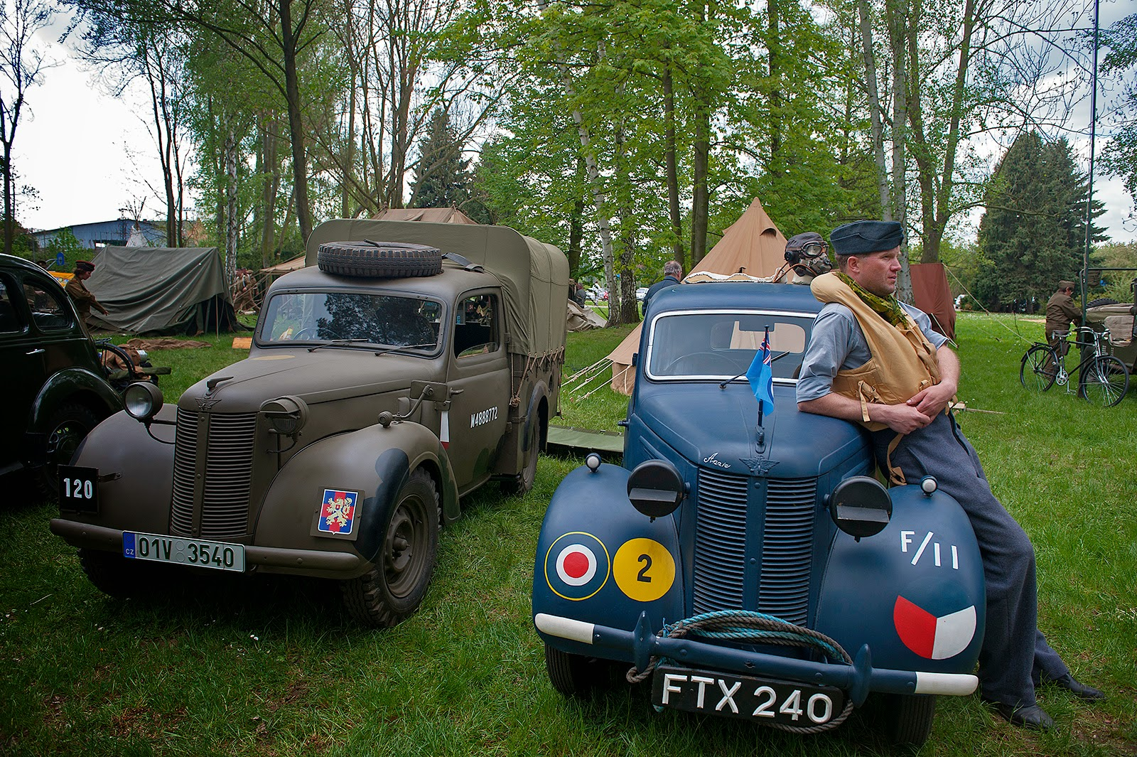 WWII, Plzen, World War II, U.S. WWII soldiers, 16 Armored Division, Liberation of Plzen, Czech Republic, Czechoslovakia, Czech soldiers, Czechoslovak soldiers, Czechoslovak army