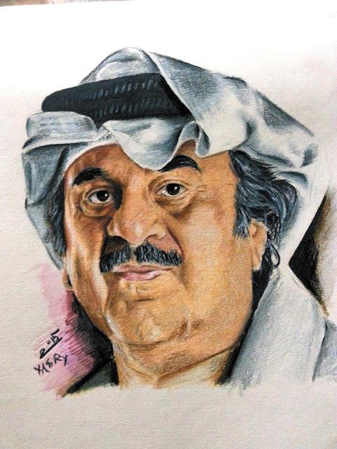الفنان عبد الحسين عبد الرضا