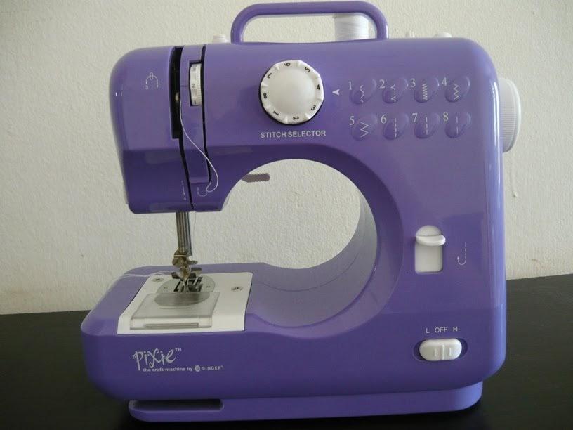 La casita de Mini ♥ ♥ ♥: Mi máquina de coser