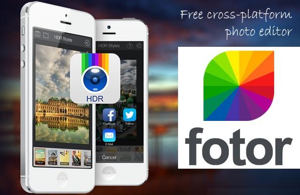 برنامج Fotor Photo Editor لتعديل الصور وإضافة التأثيرات للاندرويد