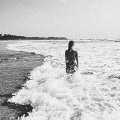 in ocean