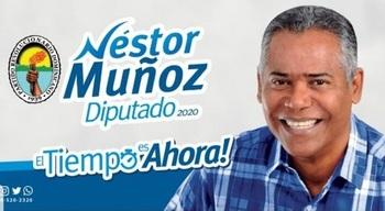 Nestor Muñoz Diputado