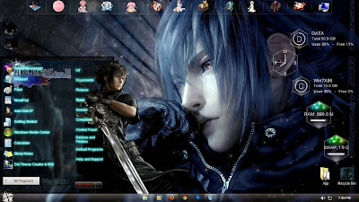 Just for share Download Fantasy Versus XIII Windows